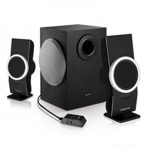 Creative Inspire 2.1 - M2600 Speakers B
