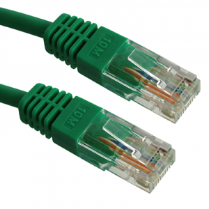 10M RJ45 Cat6 Cable Green Patch Lead