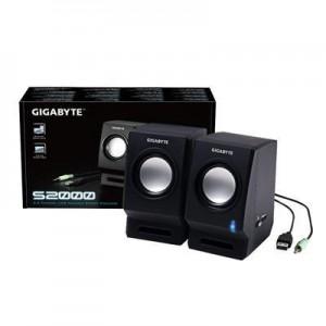 Gigabyte 2Watt USB Speaker - Black