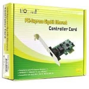 I/O Crest PCI-Express Gigabit Ethernet Card